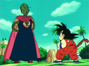 Piccolo the Devil descends