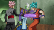 Black stab Goku