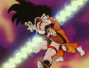 Goku gets killed