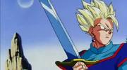 Gohan Z Sword