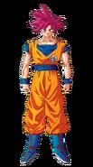 Super Saiyan God/Anime Gallery