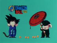 Son Goku and Oolong 2