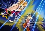 Broly and Goku Final Bout