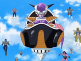 Freeza's Small Pod