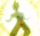 Life Ball Super Saiyan