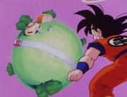 Goku North Kai Planet