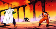 Goku Piccolo Garlic JR