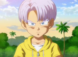 Kid Trunks DBS059