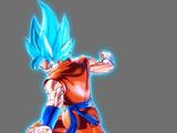Super Saiyan God Super Saiyan/Image Gallery