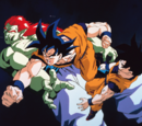 Super God Attack Fist