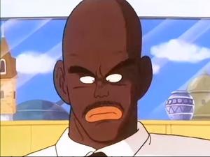 Staff Officer Black Mechless
