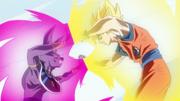 Beerus vs Goku