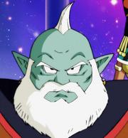 Second Universe's Kaiōshin