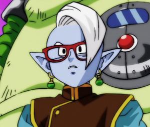 Third Universe's Kaiōshin