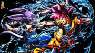 Goku vs Beerus wallpaper