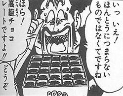 Poisoned Chocolates