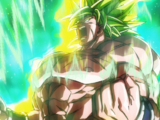 Super Saiyan Full Power (Super Broly)