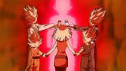 Gokū Becoming A God