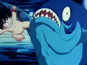 GokuvsFish