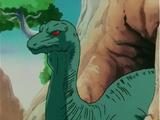 Herbivorous Dinosaur