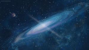 Beerus Galaxy
