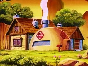 Son Goku Residence