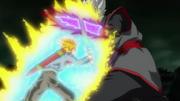 Trunks vs Merged Zamasu