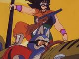 Rematch: Son Gokū versus Yamcha