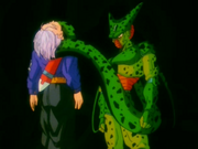 Cell kills FTrunks