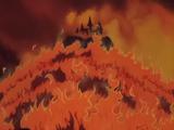 The Burning Mount Frypan