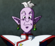 Eighth Universe's Kaiōshin
