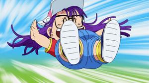 Arale Kick