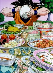 Goku Meal