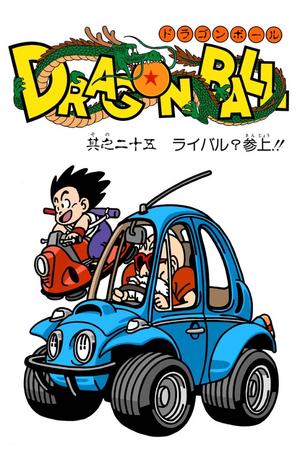 Dragon Ball Chapter 25