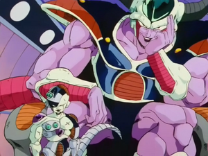 Freeza and Cold