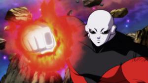 Jiren's Energy Punch