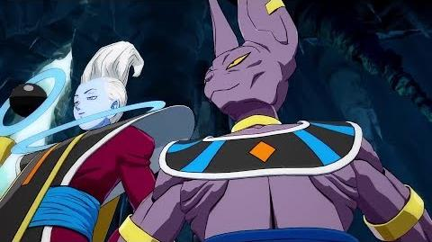 Dragon Ball FighterZ Jump Festa Trailer (Beerus, Hit, Goku Black)