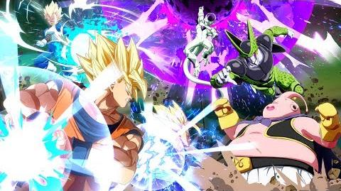 DRAGON BALL FighterZ - E3 2017 Trailer XB1, PS4, PC