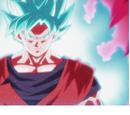Super Saiyan Blue Kaiōken