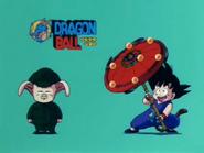 Son Goku and Oolong 1