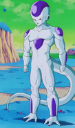Freeza true form anime.
