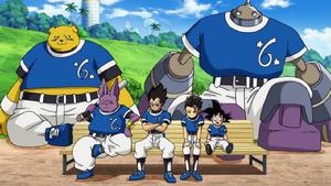 Team U6 Baseball