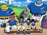 6th Universe Baseball Team