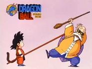 Roushi and Goku 2