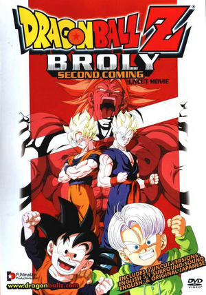 Broly Second coming Eng