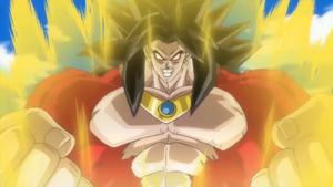 Super Saiyan 4 Broly