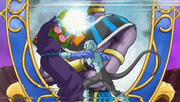 Frost vs Piccolo