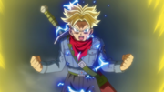Future Trunks SSJ2