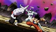 Jiren Vs Goku & Freeza
