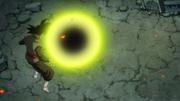 Black's Energy Sphere